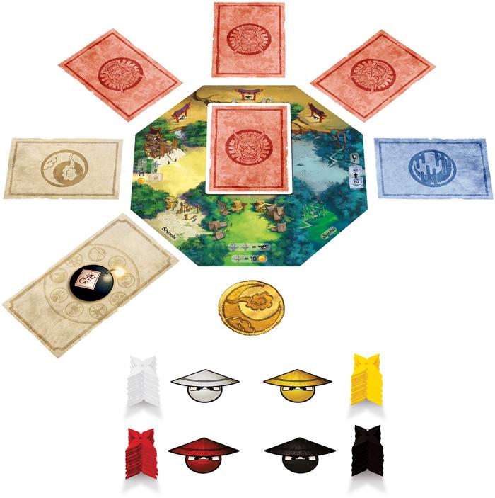 Grand Master Mode Set-Up