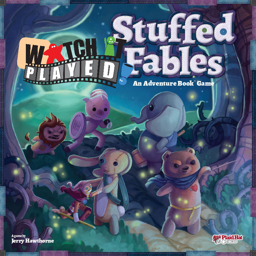 Stuffed Fables WIP