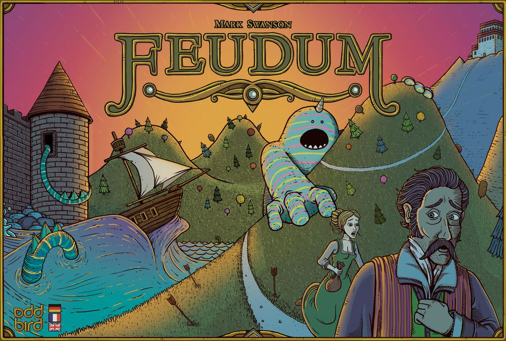 feudum cover